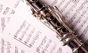 Provo Clarinet Lessons: 30-Minute Musical Instrument Lesson at Provo Clarinet Lessons (40% Off)