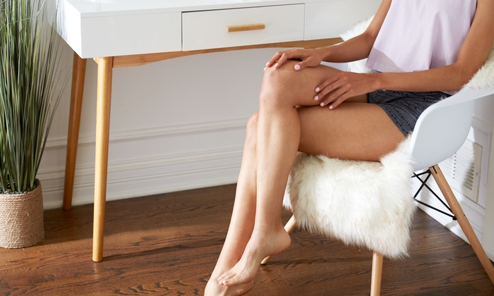 Complete Laser Spa and Beauty - Multiple Locations: Laser Hair-Removal Treatments at Complete Laser Spa and Beauty (Up to 81% Off). Six Options Available.