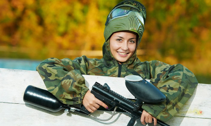 Southern Maryland Paintball - 4, Allens Fresh: Paintball Packages for 4, 6, or 12 at Southern Maryland Paintball in Newburg (Up to 80% Off)