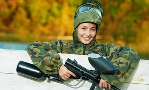 Southern Maryland Paintball: Paintball Packages for 4, 6, or 12 at Southern Maryland Paintball in Newburg (Up to 81% Off)