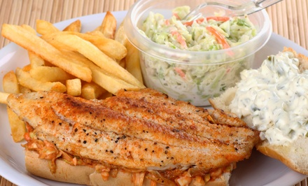 40% Off Cajun Seafood at Fish Place Houston