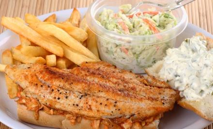 36% Off Cajun Seafood at Fish Place Houston