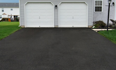 $249 for Driveway Seal Coating from CDS Paving($500 Value)