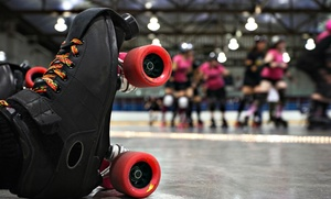 Rocky Mountain Rollergirls: Rocky Mountain Rollergirls Roller Derby Bout on Saturday, June 18, at 6 p.m.