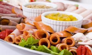 Restauracja Capitol : Catering okolicznościowy dla 4-6 osób za 109,99 zł i więcej opcji w Restauracji Capitol (do -37%)