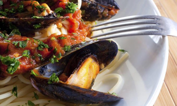 Dinner for Two or Four or Carry-Out Italian Cuisine at Vera's Trattoria (Up to 51% Off)