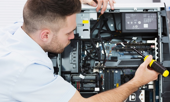 EM-IT LLC - Brea-Olinda: Residential Computer Repair or 5 Hours of Business Computer and Networking Repair from EM-IT LLC (Up to 67% Off)