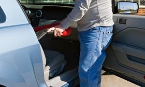 ATOUT'GLASS: Nettoyage intérieur du véhicule à la vapeur à 29,90 € chez Atout'Glass