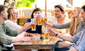 Players Sport & Social Group and My Drink On: Admission to BBQ Beer Fest Chicago from Players Sport & Social Group and My Drink On (Up to 45% Off)