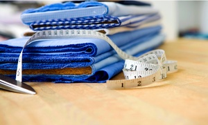 Paul Robert Tailoring: Tailoring and Laundry Services at Paul Robert Tailoring (Up to 50% Off). Three Options Available.
