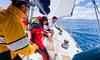 Ariel Crociere - Monopoli: Corso di vela con teoria e uscita in barca per una o 2 persone con Ariel Crociere (sconto fino a 80%)