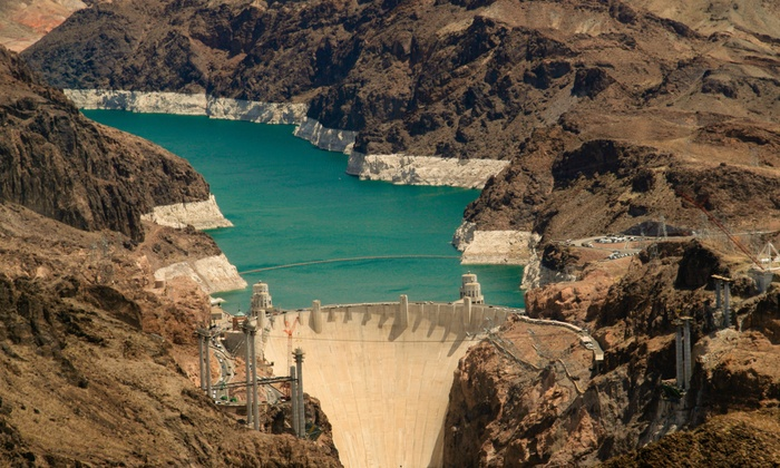 Hoover Dam Premier Bus Tour