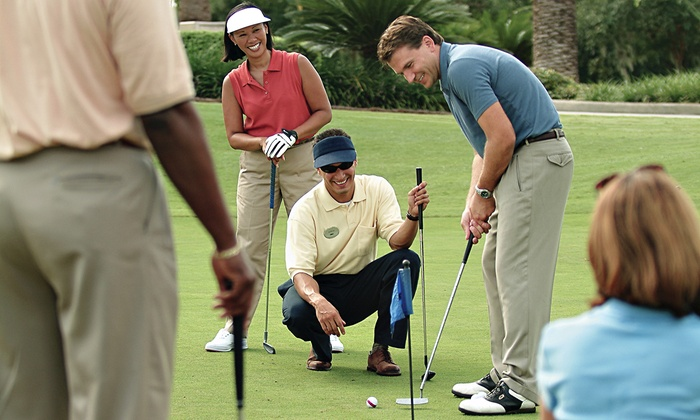 Stan Moore Performance Golf - Osprey Point Golf Course: One Sam Putt Lab Putting Lesson with Putter Fitting at Stan Moore Performance Golf (83% Off)
