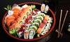 5% Cash Back at Waca Sushi