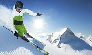 oferta: Forfait para 1 persona con opción de alquiler de equipo de esquí o snow desde 16,95 € en La Pinilla