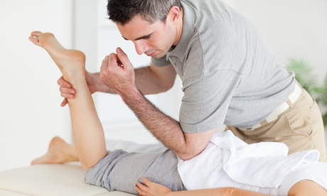 Chiropractic Exam with One, Two, or Three Adjustments  at Rivas Medical Centers (Up to 80% Off)
