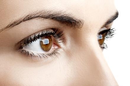Restructuration des sourcils comprenant épilation et maquillage, avec kit pour sourcils à emporter à 19,90 € chez Elalia