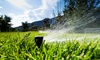 Desert Rain Landscapes - Albuquerque: $28 for Sprinkler System Winterization and Blow Out from Desert Rain Landscapes ($60 Value)
