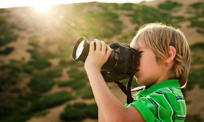 Amina Photography - Washington DC: On-Location Shoot for Children or Families from Amina Photography (Up to 63% Off)