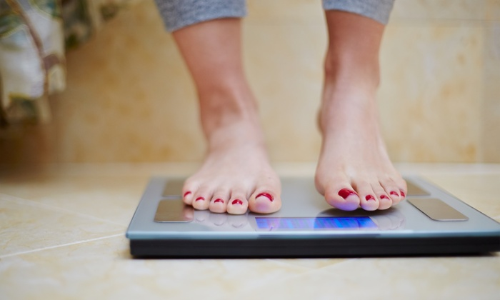 appropriate weight loss goals tracker
