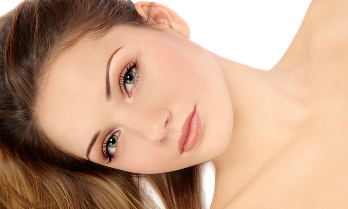 Natural Beauty Laser - Natural Beauty Laser: eMatrix Fractional Rejuvenation for Partial or Entire Face at Natural Beauty Laser (Up to 70% Off)