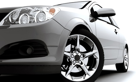 Full Interior or Exterior Vehicle Detail at Deep Reflections Auto Detailers (50% Off)