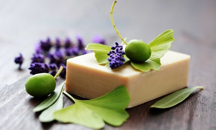 Three Hour Group Soap Making Class or Private Soap Making Class for One or Two at Custom Sage (Up to 44% Off)