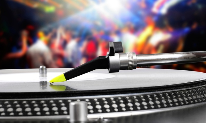 A-1 Pro Entertainment DJ/MC Music Services - Napa / Sonoma: $600 for Four Hours of DJ Services from A-1 Pro Entertainment DJ/MC Music Services ($1,200 Value)