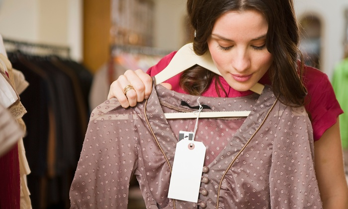 Working Women's Apparel - Orchards Area: $17 for $40 Toward Women's Boutique Apparel at Working Women's Apparel