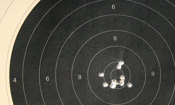 Up to 53% Off Firing-Range Package for Two