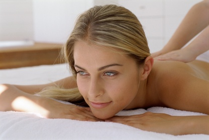 Swedish or Acupressure Body Massage with Oil and Hot Stones for One or Two at Respa Foot Spa (Up to...