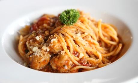 Menú italiano para dos o cuatro con entrante, principal, postre y bebida o botella de vino desde 24,95 € en Casa Gades