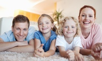 Carpet Cleaning for Up to Four Rooms at Clifford Cleaning (Up to 83% Off)
