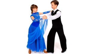 Go Dance: Two Months of Social and Ballroom Dance Classes for One Child at Go Dance (Up to 71% Off)