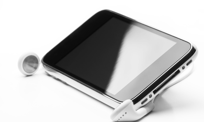 Screen Repair for iPhones and iPads at New J&A (Up to 51% Off). Five Options Available.