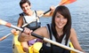 Surf and Ski Water Sports - Merritt Island : Tandem Kayak Rental for Two or Four at Surf and Ski Water Sports (Up to 55% Off)