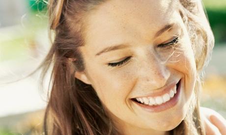 Limpieza bucal completa con ultrasonidos, diagnóstico y opción a férula a elegir desde 9,95 € en Dentius