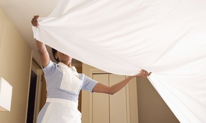 BAMM Cleaning Services Inc: Residential Basic Cleaning or a Move-In or Move-Out Cleaning from BAMM Cleaning Services Inc (Up to 56% Off)