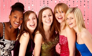 Cowgirlicious Beauty: $69 for Prom Beauty Package at Cowgirlicious Beauty ($145 value)