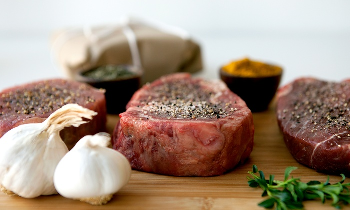 Cooney Meats & Seafood - Los Angeles: Premium Meats from Cooney Meats & Seafood(Up to 51% Off). Three Options Available.