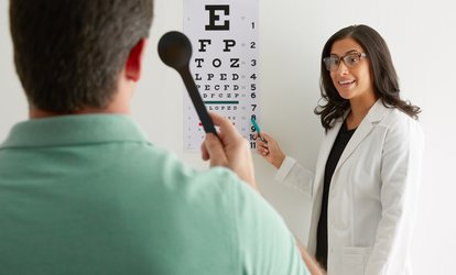 image for <strong><strong>Eye</strong> Exam</strong> and $150 Towards a Complete Pair of Glasses at Singleton <strong>Eye</strong> Clinic