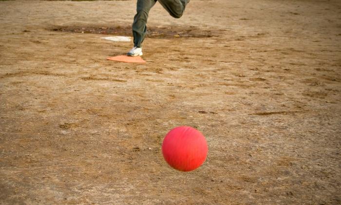 NAKID Social Sports  - Austin: $35 for Season of Football, Softball, Kickball, or Volleyball at NAKID Social Sports ($65 Value)
