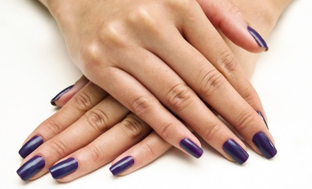 Shellac Manicure, Pedicure or Both at Nailed Down London (Up to 49% Off)