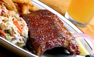 The Rig Bar @ Two Cities Grill: 60% off at The Rig Bar @ Two Cities Grill