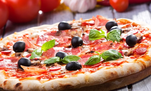The Real Italian Pizza Company From 59 Cardiff Groupon