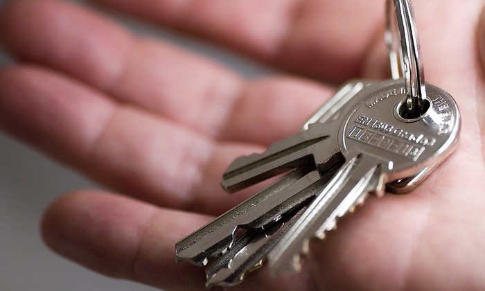 Re-Key or Other Locksmith Services from Allstate Locksmith (Up to 65% Off)