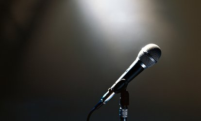 image for Standup Comedy at Laffs Comedy Cafe on a Friday or Saturday Night (Up to 53% Off)