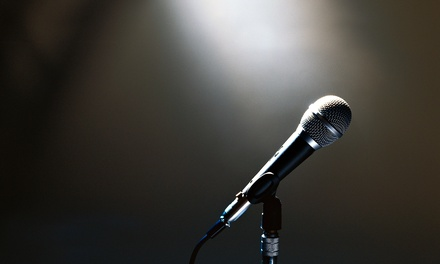 Standup Comedy at Laffs Comedy Cafe on a Friday or Saturday Night (Up to 53% Off)
