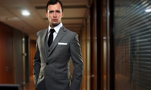 Parcinco: 1 traje a medida con nombre en el interior y tejido a elegir con opción a 1 camisa a medida desde 395 € en Parcinco
