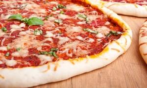 L'Appetito: Pizza ou pâtes avec dessert pour 2 ou 4 personnes dès 19,90 € au restaurant L'Appetito